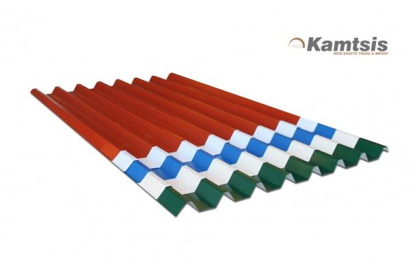 Trapezoidal profile 127 / 38-755 (830)